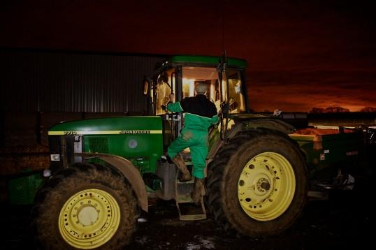 Cameron Tractor