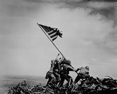 Flag raise
