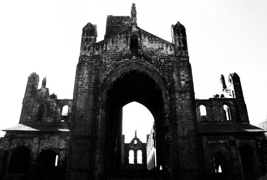Kirkstal abbey 2 b&w